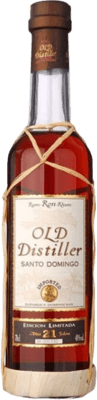 Old Distiller 21-Year rum