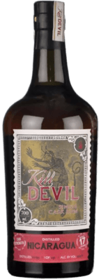 Kill Devil (Hunter Laing) Nicaragua 17-Year rum
