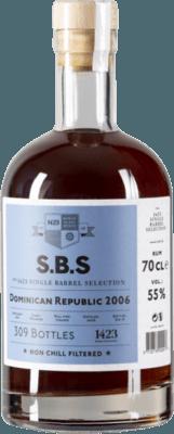 S.B.S. 2006 Dominican Republic Highland Malt Finish rum