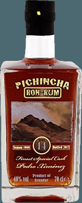 Pichincha 14-Year rum