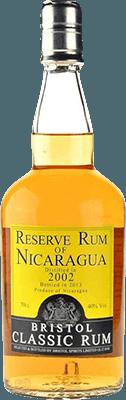 Bristol Classic 2002 Nicaragua rum