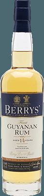 Berry's Guyanan 15-Year rum
