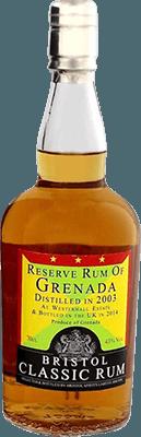 Bristol Classic 2003 Grenada rum