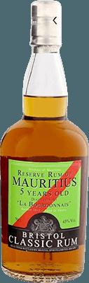 Bristol Classic Mauritius 5-Year rum