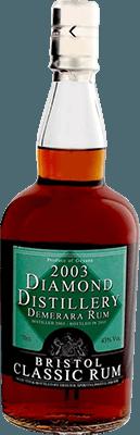 Bristol Classic 2003 Guyana rum