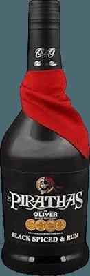 De Pirathas Black Spiced rum