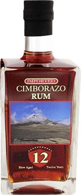 Cimborazo 12-Year rum