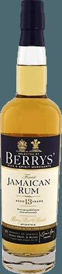 Berry's Jamaican 13-Year rum