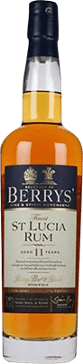 Berry's St Lucia 11-Year rum