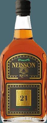 Neisson 21-Year rum