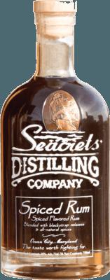 Seacrets Spiced rum