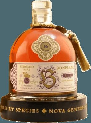 Bondplan Dominican Republic 16-Year rum