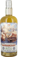 Silver Seal 2004 Barbancourt Haiti 10-Year rum