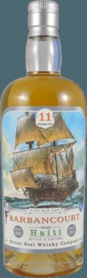 Silver Seal 2004 Barbancourt Haiti 11-Year rum