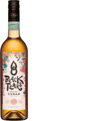 Black Tears Spiced rum