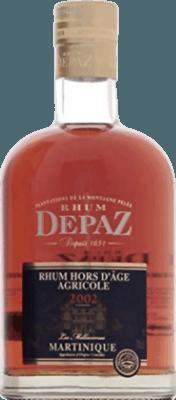 Depaz 2002 Hors d'Age 11-Year rum