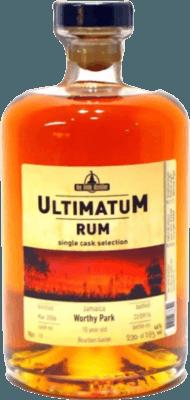 Ultimatum Worthy Park 10-Year rum