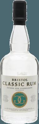 Bristol Classic Guadeloupe & Guyana Overproof rum