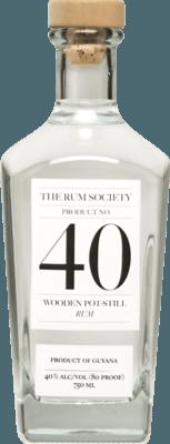 Rum Society 40 rum