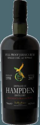 The Wild Parrot 1998 Hampden rum