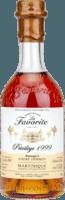 La Favorite 1999 Cuvée Privilège 17-Year rum