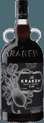 Kraken Black Label rum
