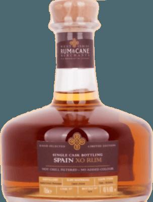 Rum & Cane Spain XO Single Cask rum