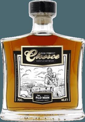 Old Man Spirits Choice Gentle and Wild rum