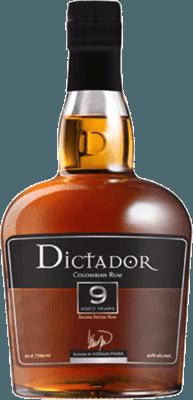 Dictador 9-Year rum
