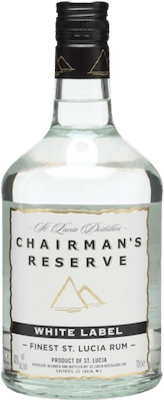 Chairman's Reserve White Label 3-4 Years rum