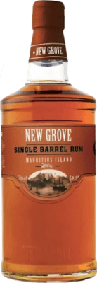 New Grove 2004  Single Barrel  rum