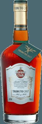 Havana Club 2017 Tributo rum