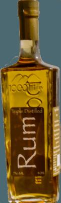 1000 Hills Gold rum