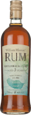 William Hinton 3-Year rum