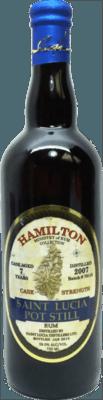 Hamilton 2007 St. Lucia Pot Still 7-Year rum