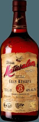 Matusalem Gran Reserva 15-Year rum