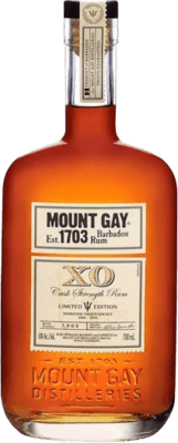 Mount Gay XO Cask Strength Limited Edition rum