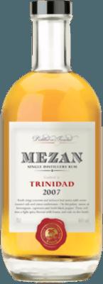 Mezan 2007 Trinidad rum