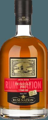 Rum Nation Trinidad 5-Year rum