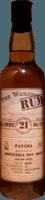 The Whisky Warehouse No. 8 1995 Panama 21-Year rum