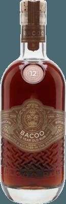 Bacoo 12-Year rum