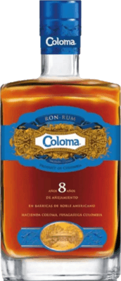 Coloma 8-Year rum