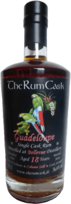 The Rum Cask Guadeloupe 18-Year rum