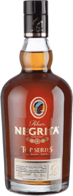 Negrita Bardinet Top Series rum