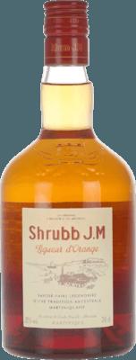 Rhum JM Shrubb Liqueur d'Orange rum