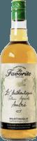 La Favorite L'Authentique Ambre rum