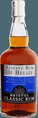 Bristol Classic 2005 Belize 10-Year rum