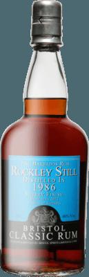Bristol Classic 1986 Barbados Rockley Still 26-Year rum