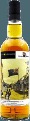 Liquid Treasure 1995 Jamaica Worhty Park 12-Year rum