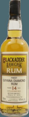 Blackadder Finest Guyana Diamond 14-Year rum
